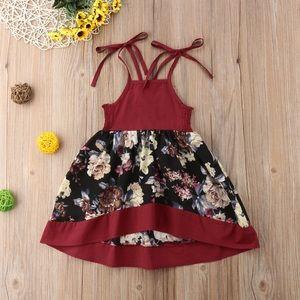 Other - 💐💐 ToddlerGirl Flower Princess Dress 🌹🌹
